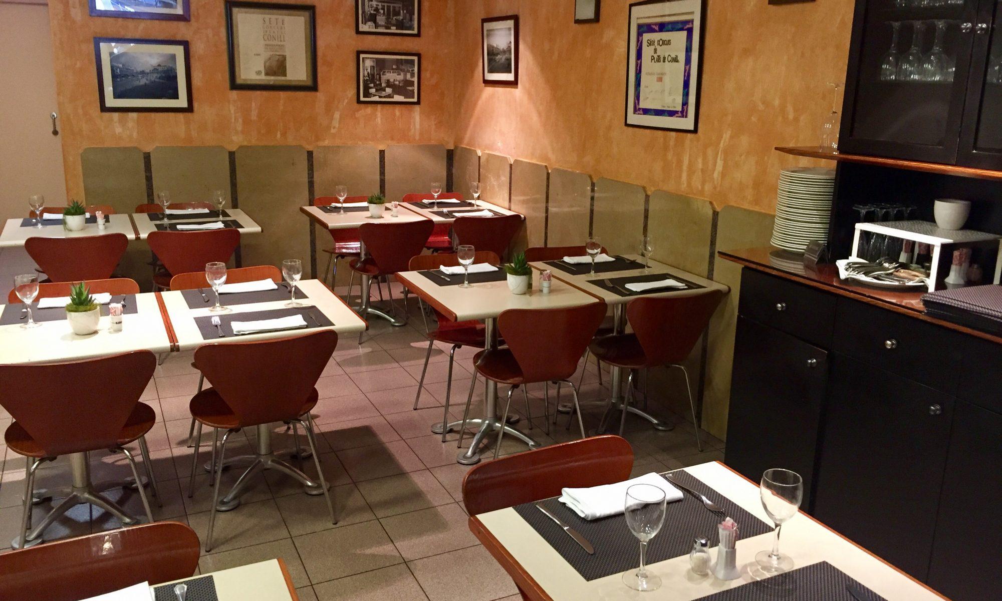 Bar restaurant Iluro
